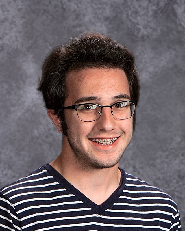 Harrison Sutton - News Magazine Editor - I could fill my space here with complaints about high school, teachers, fellow students, but I think that at this point in my life, it's sort of become banal to whine. So I just want to thank the people at this school that have shaped me into the person I am today. Thank you Tedrow and Warner for giving me the opportunity and experience of being a News Mag editor. Through this I have found that my real passion is to read, write and edit. Thank you Jerry Maguire for being the mentor I've always needed. I wouldn't post-it note entire books for anyone else, you wag. Thank you to my friends who have thrown hardback books at my eyes and then brought cookie cakes for retribution. I will never forget any of you. And finally, thank you to any and all teachers that I have had here that have pushed me towards my future. Whether it be Mr. K who made it very apparent that no chemistry would be involved in my later years, or Mr. Surface who pushed me to my first honors English course. I accredit you all equally for making me the person I am. There is no amount of thanks I can give to you all for this.